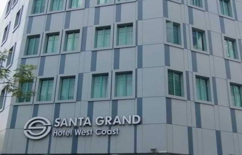 Santa Grand Hotel West Coast - Hotel - 9