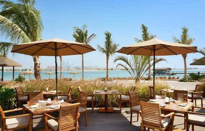 Sofitel Dubai The Palm Resort & Spa - Terrace - 2