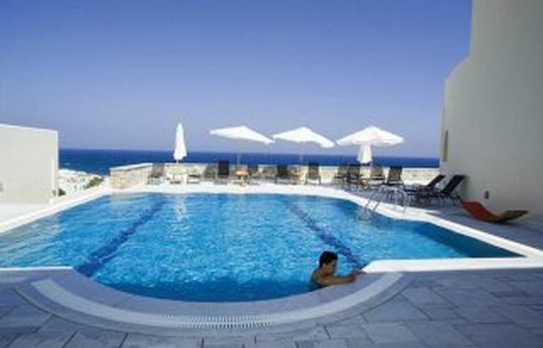 Epavlis Hotel - Pool - 2