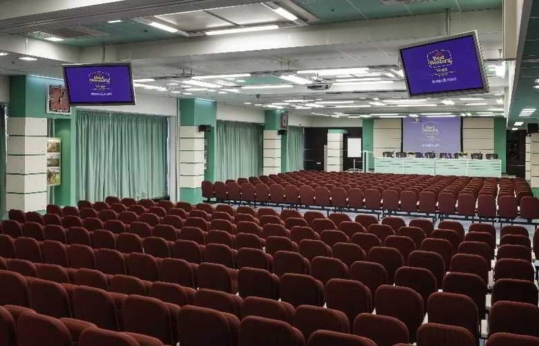 Izmailovo Vega Hotel and Convention Center - Conference - 16