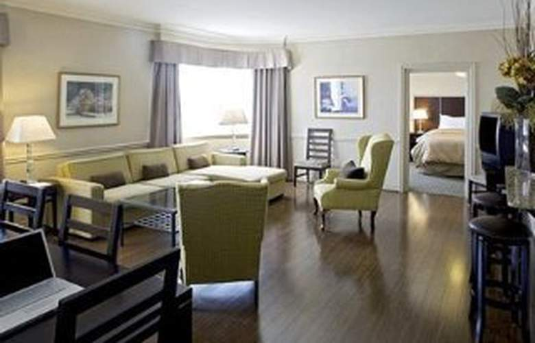 Quality Hotel & Executive Suites Oakville - Room - 6