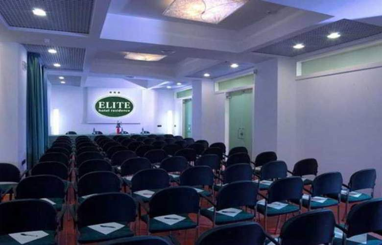 Elite Hotel Residence - Conference - 4