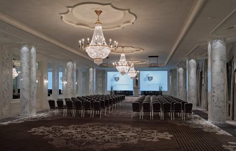 Hotel Schweizerhof Bern - Conference - 6