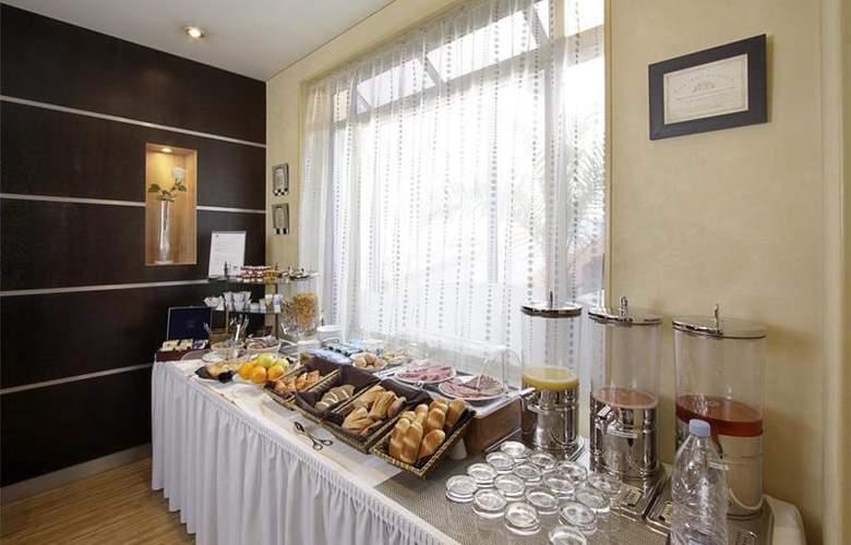 Best Western Athenee - Restaurant - 3
