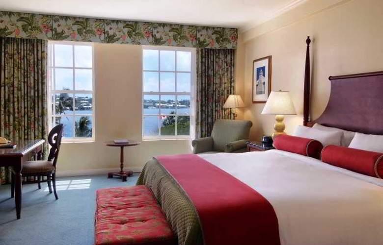 Hamilton Princess & Beach Club - Room - 11