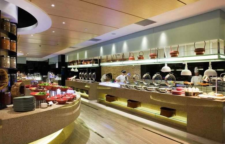 Sofitel Shanghai Sheshan Oriental - Restaurant - 70