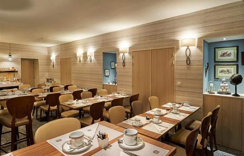 Best Western Premier Bayonne Etche Ona - Restaurant - 39