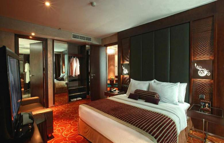 Grand Swiss-Belhotel Medan - Room - 15