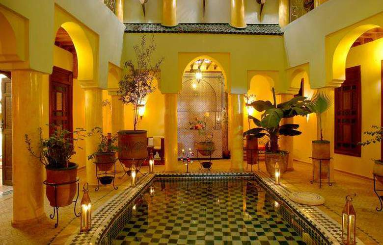 Riad Alida - Pool - 2
