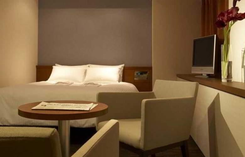 Hachioji Plaza Hotel - Room - 8