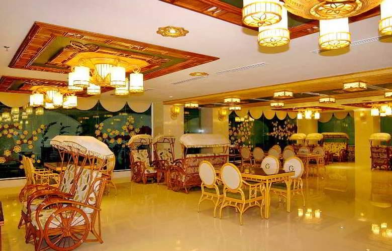 Green World Hotel Nha Trang - Bar - 36