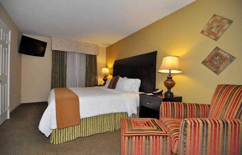 Best Western Meridian Inn & Suites, Anaheim-Orange - Hotel - 13