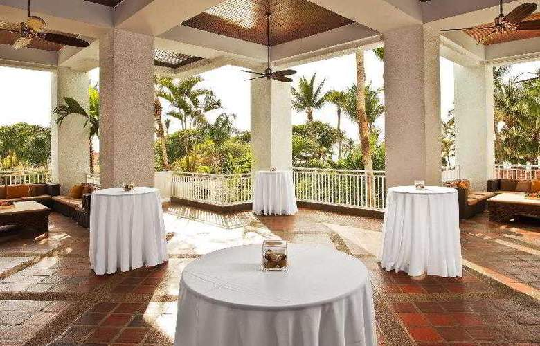 RIU Palace Antillas - Adults Only - All Inclusive - Terrace - 41