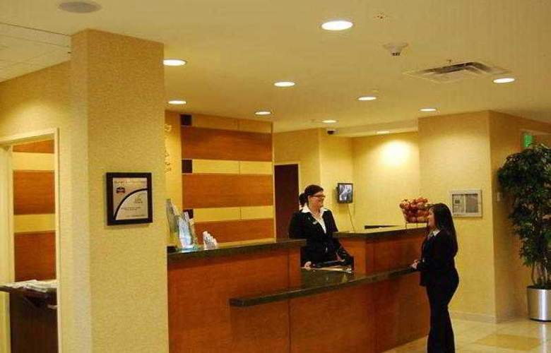 SpringHill Suites Vancouver Columbia Tech Center - Hotel - 9