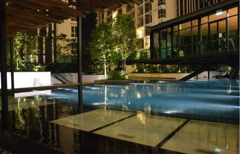 Swiss-Garden Hotel & Residence Malacca - Pool - 12