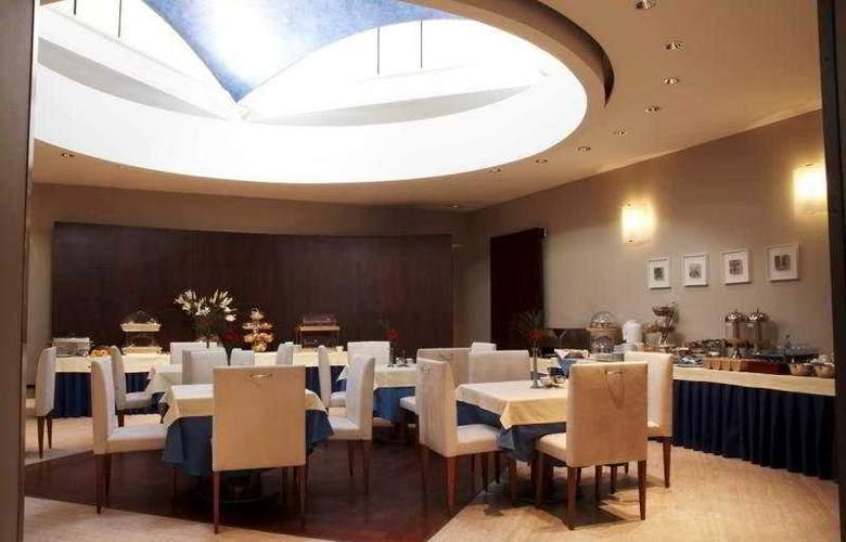 Gran Hotel Albacete - Restaurant - 7