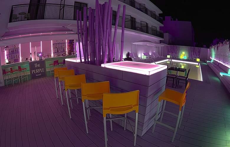 The Purple by Ibiza Feeling - Terrace - 3