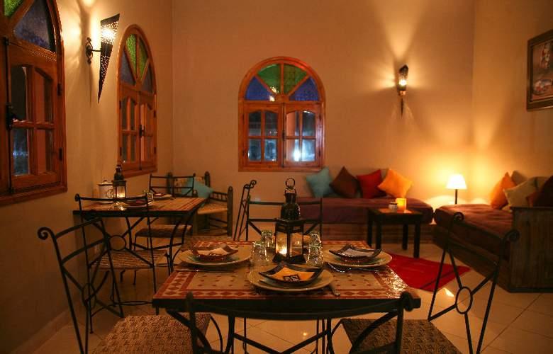 Riad Les 2 Mondes - Restaurant - 5