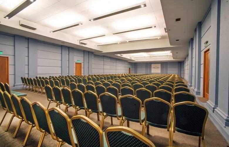 Panamericana O Higgins - Conference - 4