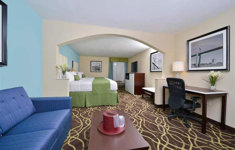 Best Western Bradbury Suites - Room - 102