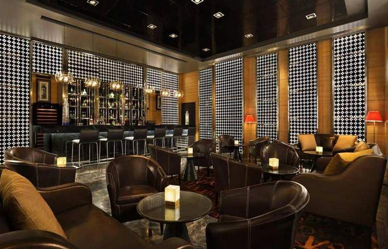 DoubleTree by Hilton Bangalore Outer Ring Road - Bar - 17