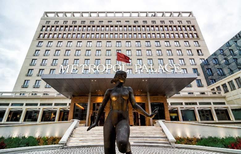 Metropol Palace - Hotel - 0