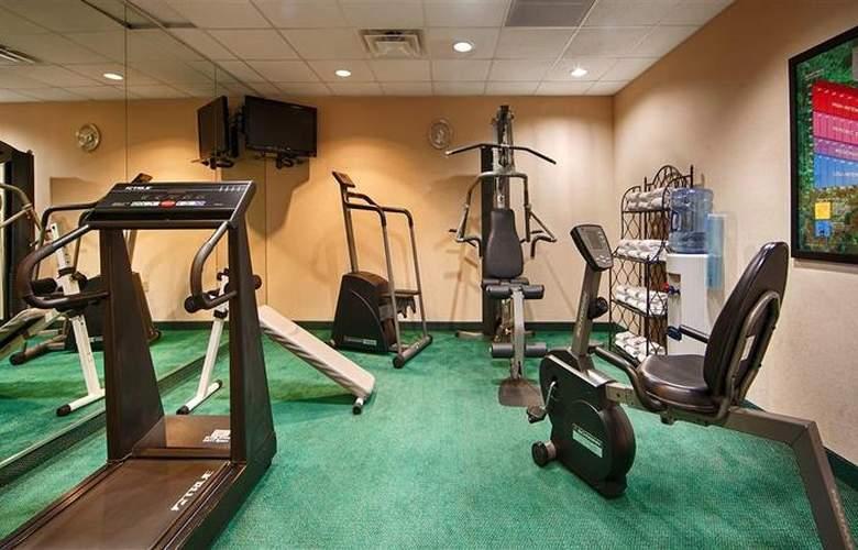 Best Western Fountainview Inn&Suites Near Galleria - Sport - 67