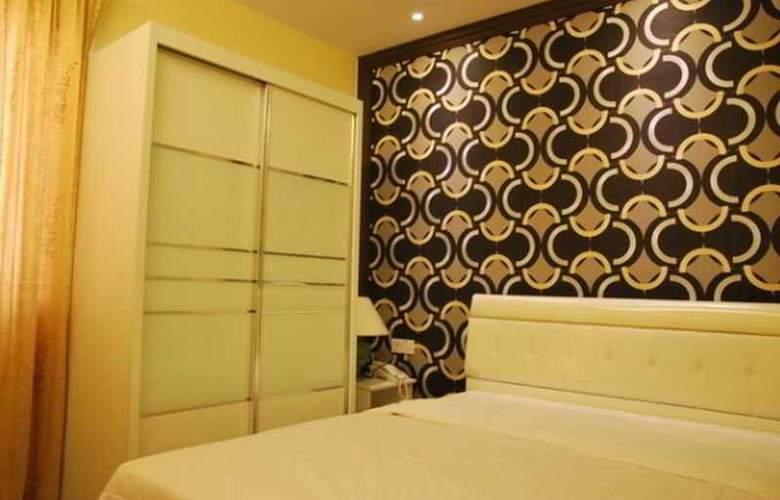Hotel Rae Bukit Bintang - Room - 13