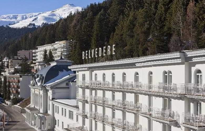 Steigenberger Grandhotel Belvédère Davos - Hotel - 9