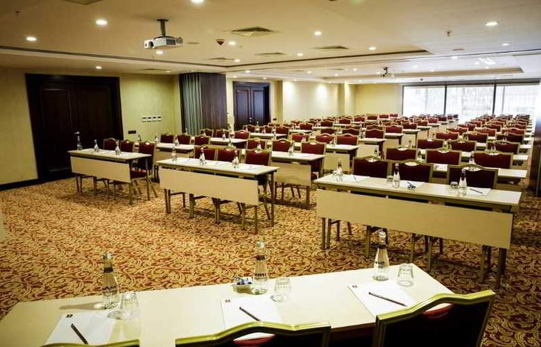 CLARION HOTEL&SUITES ISTANBUL SISLI - Conference - 11