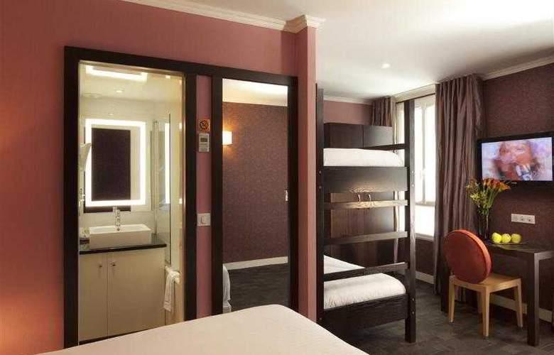 Best Western Bretagne Montparnasse - Hotel - 12