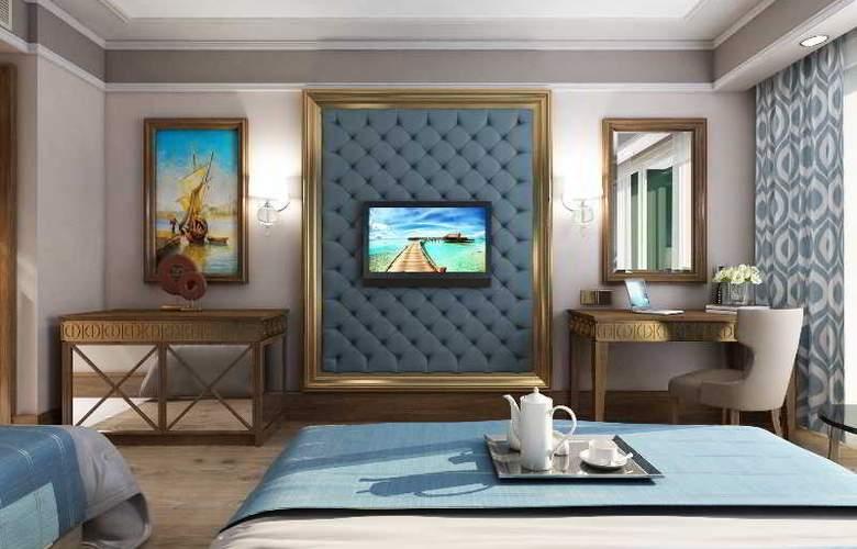 Dream World Aqua Hotel - Room - 4
