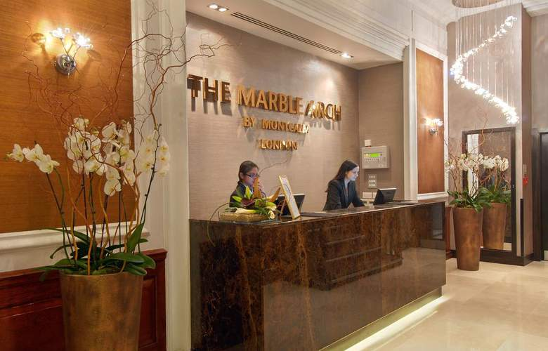 The Marble Arch By Montcalm London - Hotel - 0