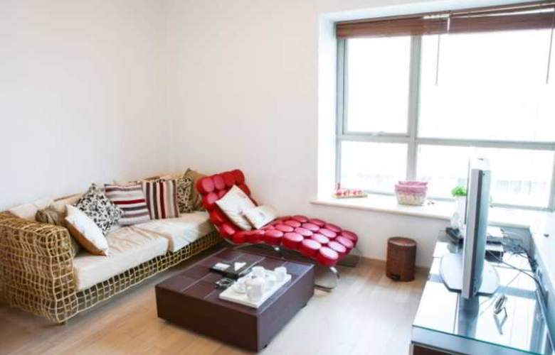 Yopark Serviced Apartment-8 Park Avenue - Room - 14