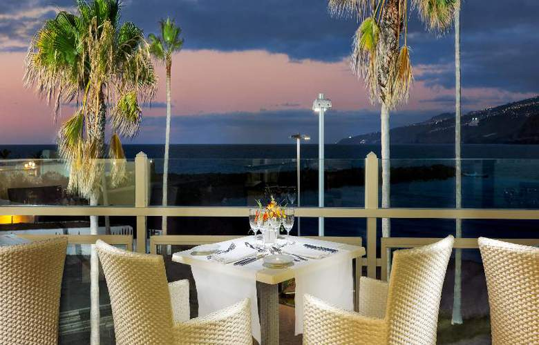 H10 Tenerife Playa - Restaurant - 21