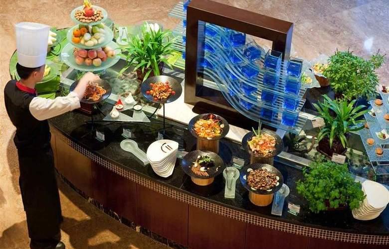 Pullman Yalong Bay Hotel & Resort - Restaurant - 4