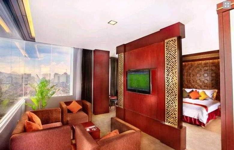 Carrcadin Hotel Bandung - Room - 2