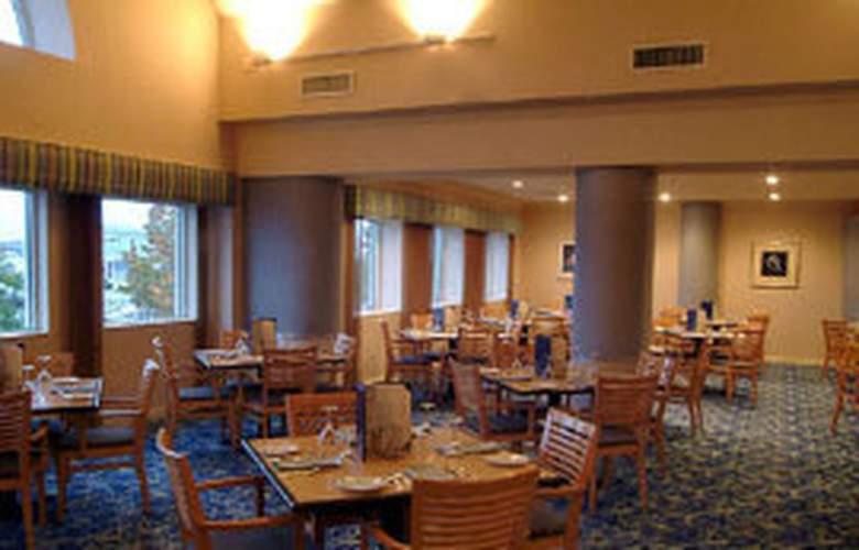 Wyndham VR Long Wharf - Restaurant - 10