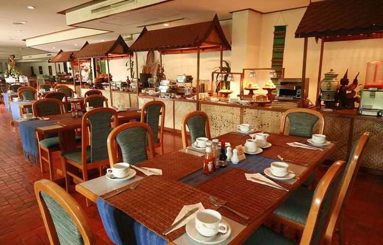 Centara Mae Sot Hill Resort - Restaurant - 6