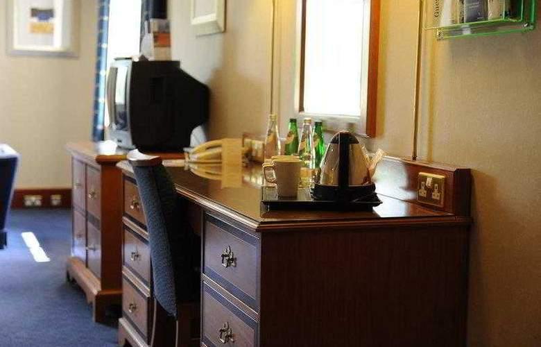 Best Western Stoke-On-Trent Moat House - Hotel - 20