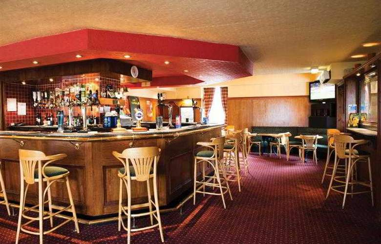 BEST WESTERN Braid Hills Hotel - Hotel - 220
