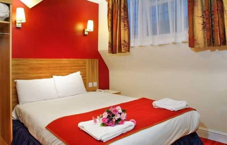 Comfort Inn London Westminster - Room - 4