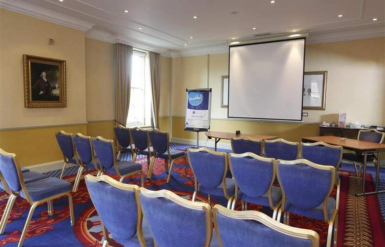 Best Western Stoke-On-Trent Moat House - Conference - 104