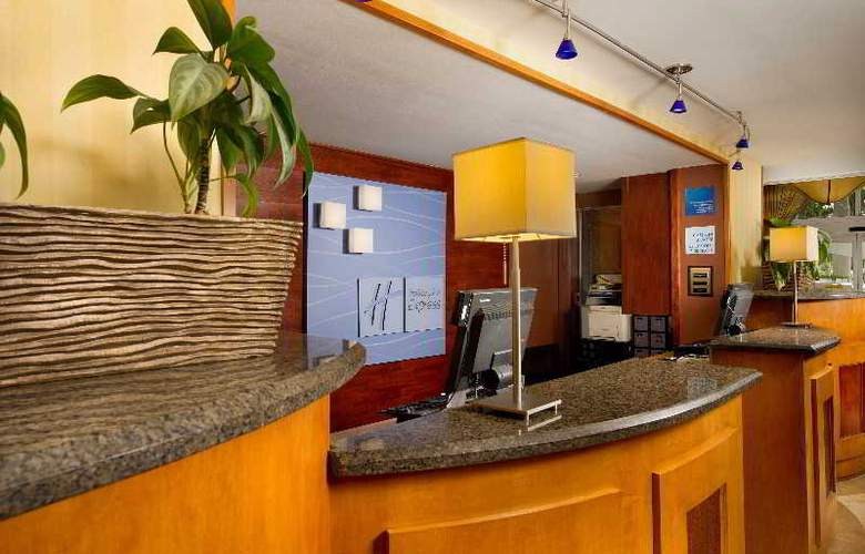 Holiday Inn Express West Doral Miami Airport - Hotel - 12