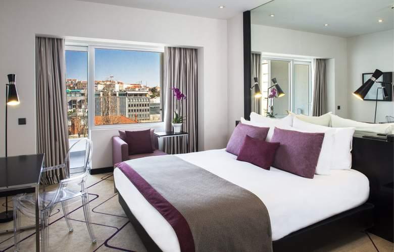 Avani Avenida Liberdade Lisbon - Room - 10