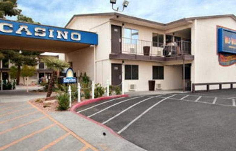 Days Inn-Las Vegas at Wild Wild West Gambling Hall - Hotel - 0