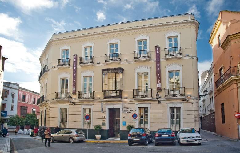 Petit Palace Santa Cruz - Hotel - 5