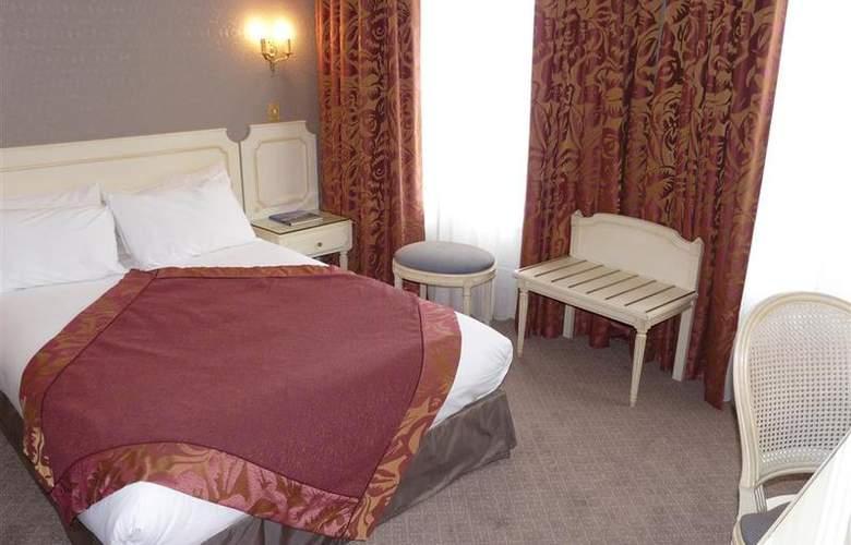 Best Western Hotel Victor Hugo - Room - 13