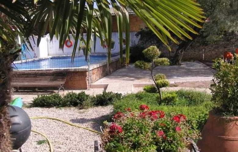 Arcas de Agua - Terrace - 4