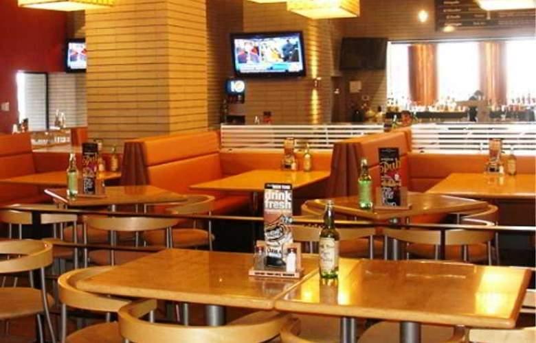 Howard Johnson Macroplaza Monterrey - Restaurant - 1
